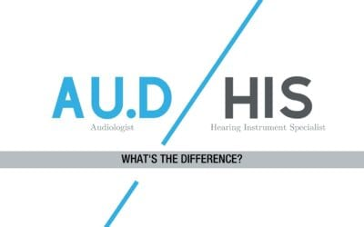 Dr. Craig, what is the difference between an Audiologist and a Hearing Instrument Specialist?